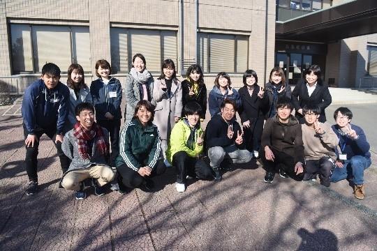 令和元年度宮城教育大学との連携 冬季気仙沼市・丸森町学校支援ボランティアに参加しました。