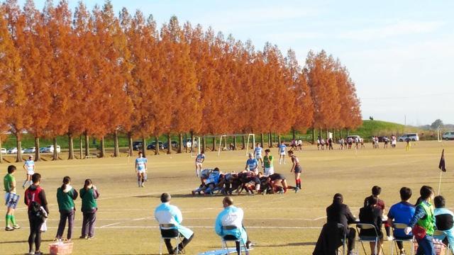 ラグビー部、地区対抗大学ラグビー関東一区で優勝し、全国大会へ