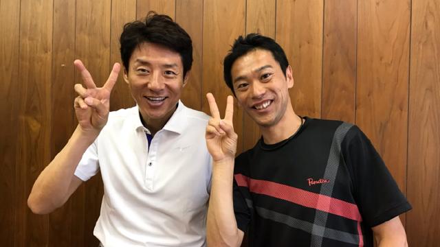 本学附属小今井茂樹教諭が松岡修造氏と連携し、「おうちでテニピンあそび」の動画を作成