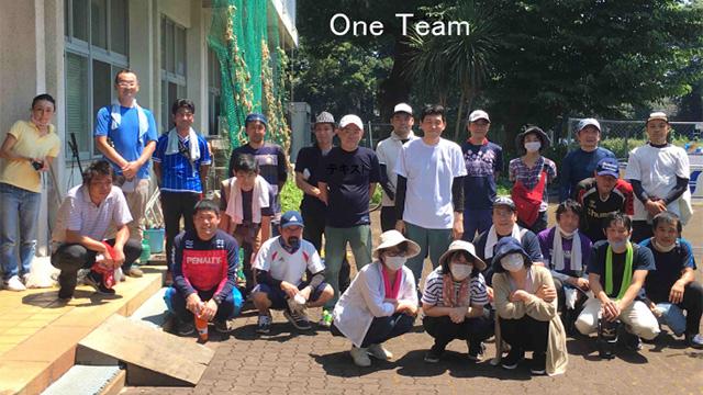 One Team: 全ては子どもたちのために