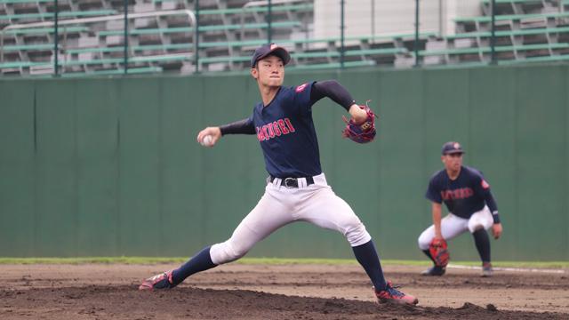 硬式野球部の高木結大さん(A類数学4年)がBCリーグドラフト会議にて指名を受けました。