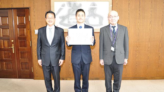 令和2年度東京学芸大学学生表彰式