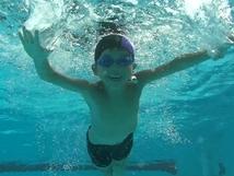 【29】こども背泳ぎ教室