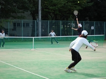 【63】健康テニス教室【秋】