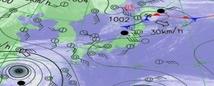 【36】夏休み自由研究教室「親子で学ぶ天気図講座(夏空編)」(8/8pm)