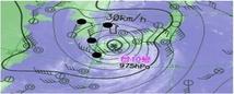 【33】夏休み自由研究教室「親子で学ぶ天気図講座(台風入門編)」(8/7am)