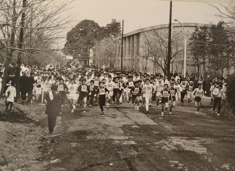 武蔵野マラソン(昭和40年代)